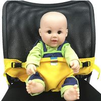 8 Colours Portable Baby Safety Seat Belt Baby Chair Carrier Security Baby Dining Lunch Harness Kid Chair Feeding Seat Chair