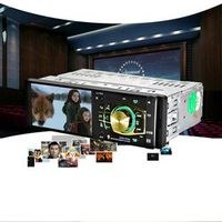 GREENWON 4.1 Inch HD TFT Screen Car Radio Stereo Bluetooth 1 din size Support Rear