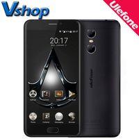 Original Ulefone Gemini 4G Mobile Phone Android 6.0 3GB RAM 32GB ROM Quad Core Smartphone 1080P 3 Camera 5.5 inch Cell Phone