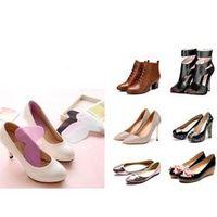 HEALMEYOU 1Pair 2 in 1 Women Silicone Thread Rear Foot