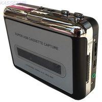 KASSEXUN cassette capture card walkman player convert tape MP3 through PC