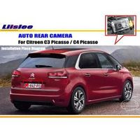 Liislee Car Rear View Camera For Citroen C3 C4 Picasso Reverse Camera / NTST PAL /