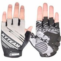 Kyteam Cycling Gloves For Woman Men Child 3D Protect Pad Bicycle Cycle Motorecycle Bike Sports Gloves luvas para ciclismo