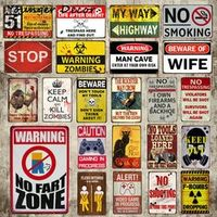 Younger Decor Beware Of Wife Man Cave Caution Gaming In