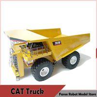 CAT 797B Mine Haul Truck 1:14 Scale RC Hydraulic heavy duty truck model