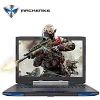"""Machenike F117-F1K 15.6"""" Gaming Notebook Laptop Intel i7-7700HQ GTX1050Ti 4G RAM SSD"""