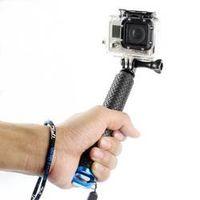 KIMILILY Waterproof Mini Extendable Selfie Stick Monopod Selfiestick For Gopro Hero