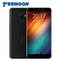 Ulefone S8 Android 7.0 3G Smartphone Dual Rear Cam MTK6580 Quad Core 5.3 Inch 3000mAh 1G RAM 8G ROM Fingerprint ID Mobile Phone
