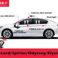 For Honda Accord/Spirior/Odyssey/Elysion auto mirror fold sunroof close speed lock
