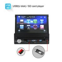 EzoneTronics Car GPS Navigation Radio Stereo 7 inch Touch Bluetooth MP3 MP4 Player