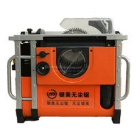 HONGTENG dust-free DIY small woodworking table Title2: No dust electric saw