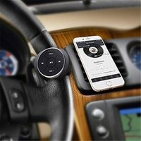 SITAILE Wireless Bluetooth Media Steering Wheel Remote Control mp3 Music Play