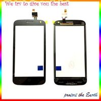 New625 Touch Screen Digitizer Glass For ZTE Blade Q Lux / Qlux 3G 4G Panel