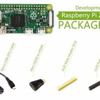 Raspberry Pi Zero Package Basic Development Kit Mini HDMI Adapter Micro USB OTG Cable