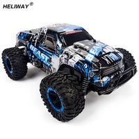 HELIWAY Motors Drive High Speed SUV RC Car 4CH Electric