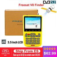 FREE SAT Freesat V8 Full HD DVB-S2/S High Definition FTA Digital Satellite Signal