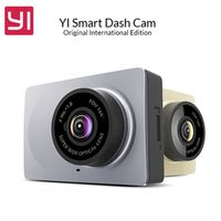 International Edition YI Smart Car DVR WiFi 165 Degree ADAS Dash Cam 1080P Camera