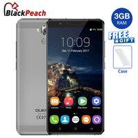 Oukitel U16 Max 4G Smartphone 6.0 Inch MTK6753 Octa Core Android 7.0 3GB RAM 32GB ROM