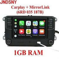 JNDSNY RCD330G RCD330 Plus CarPlay Car Radio For VW Tiguan Golf 5 6 Jetta MK5 MK6