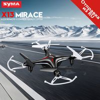 SYMA X13 RC Drone Quadcopter Kvadrokopter 2.4G 4CH 6-Axis Headless Mini Dron RTF Remote Control Toys RC Helicopter Boys Gifts