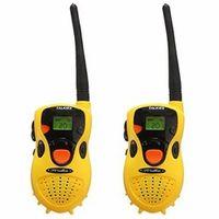 Peradix 2pcs Kids Handheld Mini Intercom Electronic