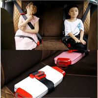 Mambobaby 3-12 years Folding Car seat Booster Portable Kids