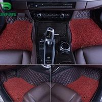 KUNFINE Top Quality 3D car floor mat for Subaru Legacy foot mat car foot pad with