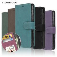 TTOMYYOUG Wallet PU Leather Case for Samsung Galaxy Holder Stand Phone for Samsung