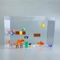 Love·Thank you Mini Super Mario Bros Bullet Mushroom