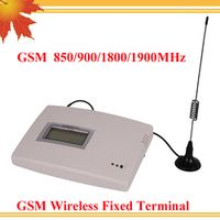 SALE 30pcs/lot GSM fixed wireless platfrom GSM 850/900/1800/1900MHz GSM fixed wireless terminal