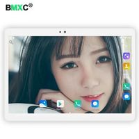 BMXC Tablette 10.1 inch Android 7.0 Octa Core 4GB RAM 32 64GB Built-in 3G Tablets PC