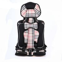 happybe Toddler Car Seat Sitting for Boys Girls 5 Point