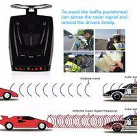Ai CAR FUN Russian Car-Detector STR535 Anti Laser Radar Detector Voice Strelka Alarm