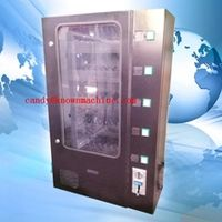Small snack /candy  coffee vending machine,condoms candy dispenser with coin acceptor with cheaper price