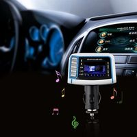 CATUO 1pcs Car Kit MP3 Player Music Player Radio Adapter Wireless