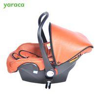 yaraca Car Seat For Newborn Baby 3 Point Safety Harness