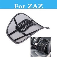 CUTEQUEEN Car Seat Cushion Waist Back Support Lumbar Pillow For ZAZ Chance 1102