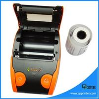 58mm Bluetooth 4.0 bluetooth thermal printer Bill Machine for Supermarket EU / US / UK PLUG