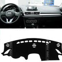 ENJOYTOUR Car dashboard covers Instrument platform pad car accessories sticker