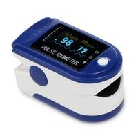USA STOCK Fingertip Pulse Oximeter,OLED display,Blood Oxygen SPO2 Monitor CMS50D