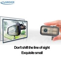 FUNROVER 2016 Unique New Car DVR Camera Full 1080P 160 Degree Recorder High Quality Motion Detection Night Vision G-Sensor