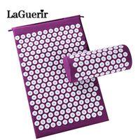 LaGuerir appro.67*42cm Cushion Shakti Acupressure Relieve Back Body Pain Spike