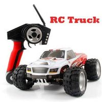 Kid's RC Cars 70 KM/H 2.4G Radio Control High Speed Car Truck Buggy Off