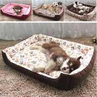Hot sale Pet dog bed mat high quality small dogs beds doghouse warm dog cat kennel