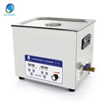 Skymen Digital Ultrasonic Cleaner Bath 10L 96W-240W
