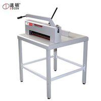 DOCON Manual paper cutter machine Trimmer Guillotine cutting