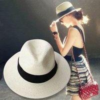 FAITOLAGI female sombreros summer classic hats for women