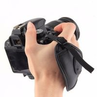 100% GUARANTEE  New Camera Hand Strap Grip For NIKON D7000 D5100 D5000 D3200 Canon Sony Brand  bHot New Arrival