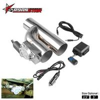 "RYANSTAR RACING Universal car style 2.5'' 3"" Dump Valve Electric Exhaust Cutout"