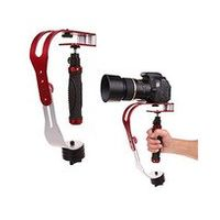 PRO Video Camera Stabilizer for GoPro, Smartphone, Canon, Nikon or any Camera up to 2.1 lbs
